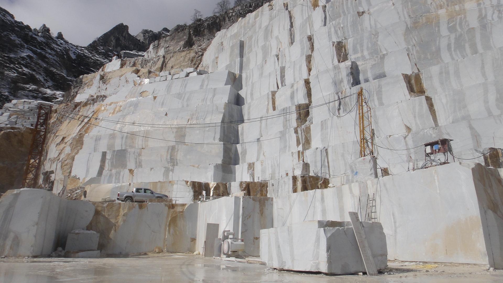 Metamorphic rock marble polished stone blog for Marmol de carrara